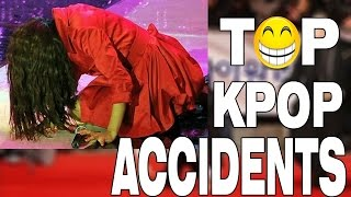 [Part 9] Top Kpop Sexiest Accidents Funny On Stage || 160216 HD
