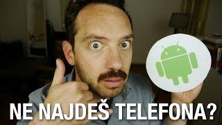 Šola preživetja #1 Izgubljen ali ukraden Android