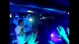 Quebonafide - Hype koncert Rudeboy Club 5.12.2014
