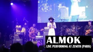 ALMOK - OH  HAPPY DAY - Live Performance @ ZENITH (PARIS)