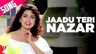 Jaadu Teri Nazar Song | Darr | Shah Rukh Khan | Juhi Chawla | Sunny Deol