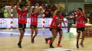 ANGOLA CAN DE ANDEBOL CAMPEAS