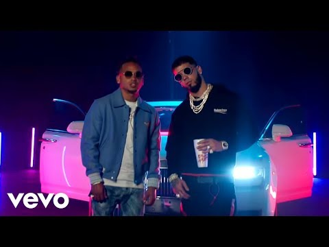 Brindemos Ft Ozuna de Anuel Aa Letra y Video