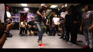 Th3Prophecy: Ken (T.S)  Vs. Christian (L.O.T.N.S) 2017 | Footwork Battle | Chicago