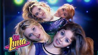 Las chicas cantan Un destino - Momento Musical (con letra) - Soy Luna