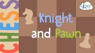 Chess: Knight And Pawn