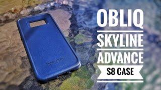OBLIQ Skyline Advance Case for Samsung Galaxy S8