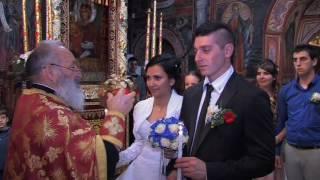 нашият сватбен ден Денислава и Даниел 17 06 2017 г
