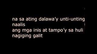 Smugglaz - Bati na Tayo (lyrics)