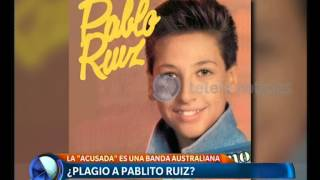 Acusan a Tame Impala de plagiar a Pablito Ruiz -  Telefe Noticias