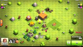 Clash of Clans Attack Sweet Victory Diary, Attack SUNNY