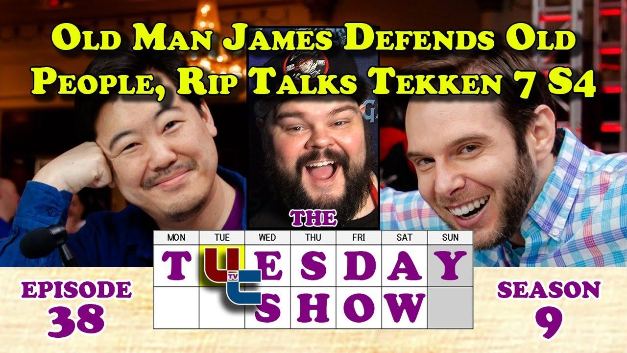 UltraChenTV - Tuesday 9.38 - Old Man James Defends Old People, Guest Rip Talks Tekken 7 S4, Etc. (2020-11-10)
