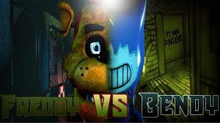 Freddy Vs Bendy Rap Battle 2
