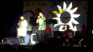 Tum aa gaye ho noor aa gaya hai - Mohd Aslam and Priya Pai in Muscat