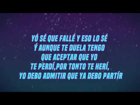Te Perdi de Elias Ayaviri Letra y Video
