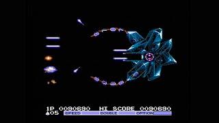 Gradius II (Famicom/NES) Full Run with No Deaths (No Miss) width=
