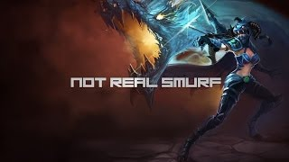 Not Real Smurf - Diamond Montage 2