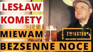 Lesław z zespołu Komety w Telewizji PUBlicznej - zwiastun