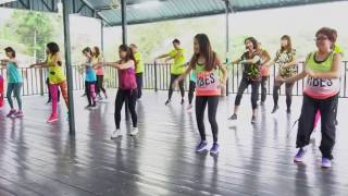 Zumba Fitness - Hula Hoop by Daddy Yankee with Lisa Lim
