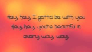 Matthew Morrison - Hey (LYRICS ON SCREEN)