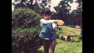 Sophie Giraldo bailando