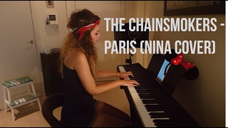The Chainsmokers - Paris | NINA Cover