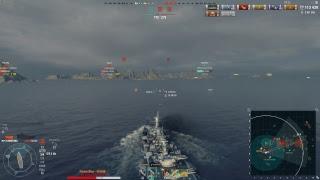 Безумная МОНТАНА в КБ и рандоме World of Warships