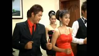 Khmer Song | How To Dance Madison With Rey Meas And Tor Meas | Cambodian Music