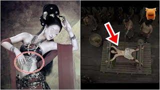 史上死的最慘的女人,被做成人彘,死後成為神仙,被萬世祭祀敬仰...!