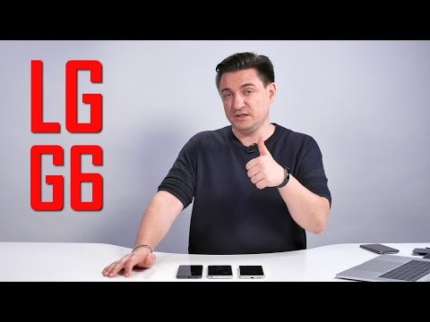 UNBOXING & REVIEW - LG G6