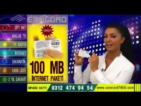 CONCORD 7900 Cep Telefonu - Entegre Shop