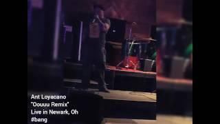 "Ant Loyacano performing ""Oouuu Remix"" Live!"