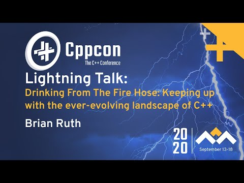 Drinking from the Fire Hose: Keeping up with the evolving landscape of C++