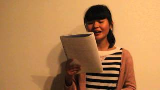 Saya Sings「月明かりのDEAREST」Tsukiakari no Dearest