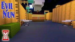 Обновление школы Монахини #3 от подписчика | Minecraft Evil Nun