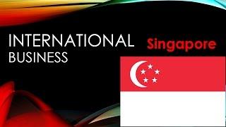 PESTEL ANALYSIS OF SINGAPORE