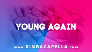Hardwell feat. Chris Jones - Young Again (Studio Acapella)
