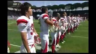 The Singing starts - Football vs. choir