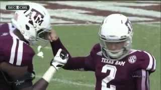 (No Type) Johnny Manziel 2012-2013 Highlight Video HD
