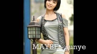 Maybe [AUDIO] - sunye