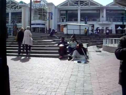 Street Performers-1, Cape Town