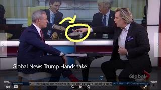 Trump Handshake A Fight For Dominance - Body Language Expert Mark Bowden
