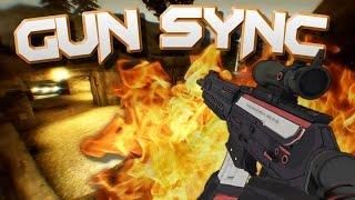 "CS:GO Gun Sync (21) | ""Rain (Stephen Walking Remix)"" - Astronaut | Moving Gunsync"