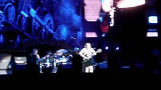 AC/DC - Angus Strips / The Jack - Live @ QSAC Brisbane - 26 Feb 2010