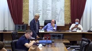 Consiglio Comunale Marsala seduta del 08 Settembre 2020
