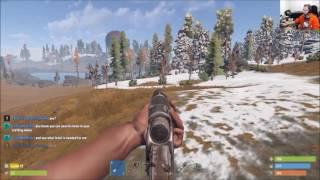 Silent Death, 12g pump shotgun w/ silencer   Rust
