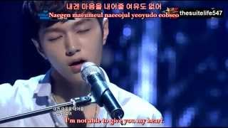 Infinite - Only Tears [M!Countdown] (12.05.17) {Hangul, Romanization, Eng Sub}