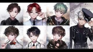 BTS SPINE BREAKER-Nightcore