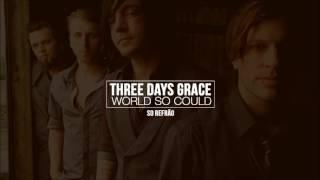 Three Days Grace - World So Could (SóRefrão)