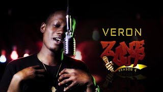 2baba ft Peruzzi - Amaka || Veron's Rap Cover | ZoneOut Session [S04 EP25]